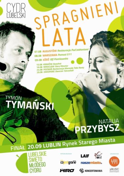 """""""Spragnieni Lata"""" Najbardziej orzeźwiająca trasa koncertowa sezonu"""