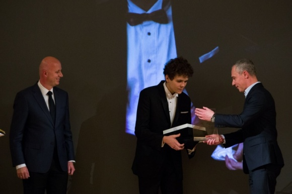 Szymon Nehring laureatem specjalnej nagrody Santander Orchestra