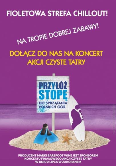 Sprzątamy Polskę bosą stopą od Tatr po Bałtyk!