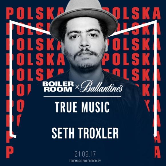 Ballantine's x Boiler Room's True Music w Polsce!
