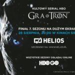 """""""Gra o tron"""" w kinie Helios w Łodzi!"""