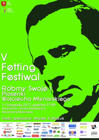 """""""Róbmy swoje"""". V jubileuszowy Fetting Festiwal już 11 listopada!"""
