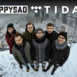 Stwórz własną playlistę w TIDAL z happysad!