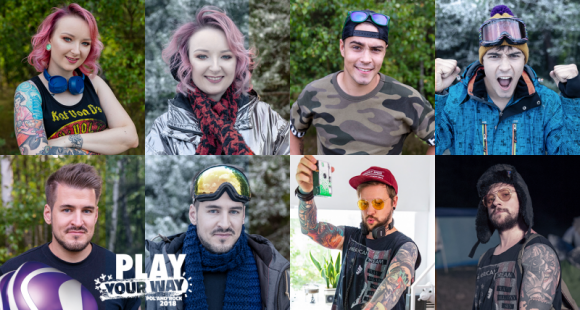 #PlayYourWay – rusza kampania PLAY na Pol'and'Rock Festival