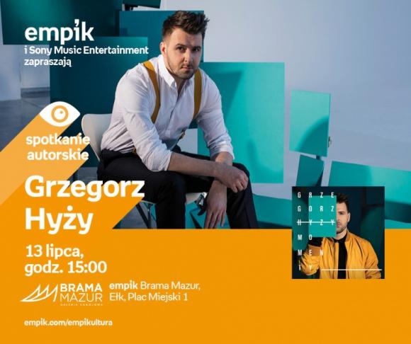 Grzegorz Hyży | Empik Brama Mazur
