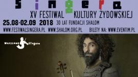 Ara Malikian gwiazdą XV Festiwalu Warszawa Singera