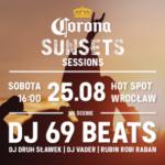 Sunsets Session z Coroną już w najbliższy weekend w HotSpocie!