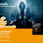 BEHEMOTH – SPOTKANIE AUTORSKIE – ŁÓDŹ