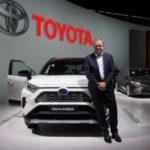 Alain Uyttenhoven o rewolucji w gamie Toyoty