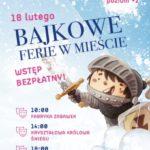 Bajkowe Ferie w Mieście – spektakle w Galerii Katowickiej!