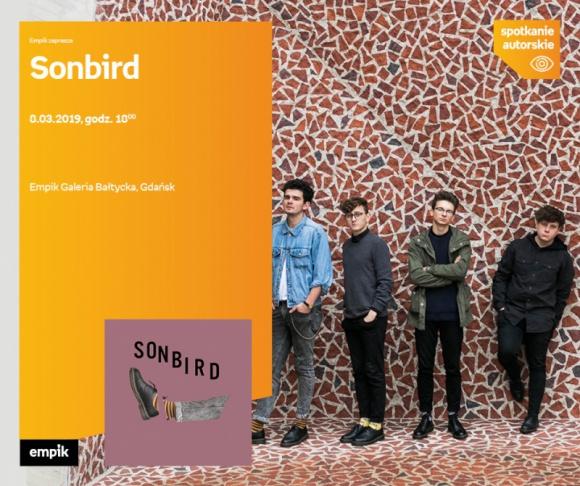 Sonbird   Empik Galeria Bałtycka