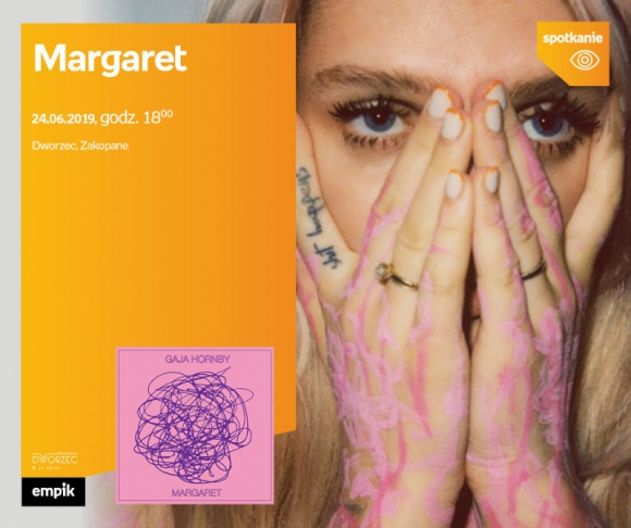 Margaret w Empik Zakopane!