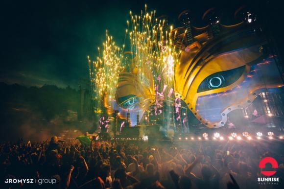 Sunrise Festival 2019 – światowe gwiazdy zagrają w Podczelu!