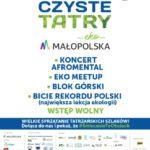 Koncert Afromental i mnóstwo atrakcji podczas ósmego finału Czyste Tatry 2019