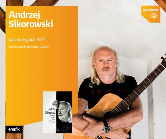 Andrzej Sikorowski   Empik Galeria Bałtycka