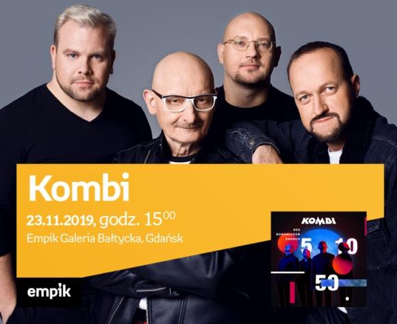 Kombi | Empik Galeria Bałtycka