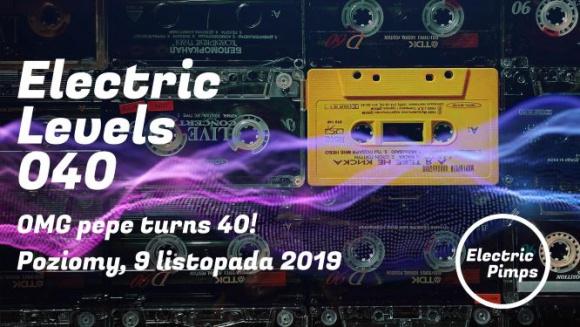 Electric Pimps otwierają nowy sezon imprezowy 2019/2020!