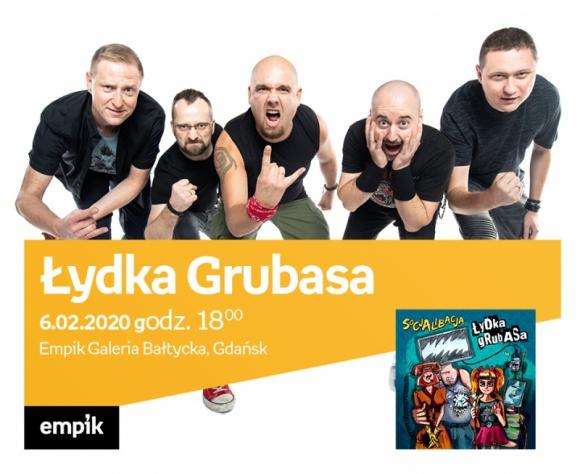 Łydka Grubasa | Empik Galeria Bałtycka