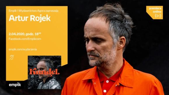 Artur Rojek – spotkanie online
