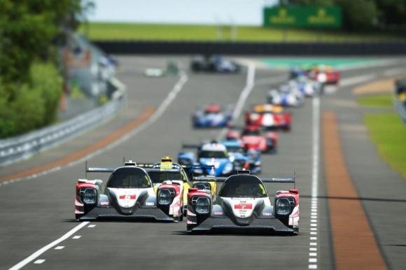 Gwiazdy Toyota Gazoo Racing w Virtual Le Mans 24 Hours