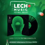 Lech Premium zapowiada projekt Lech Music Festiwale Inaczej
