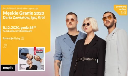 Spotkania online z polskimi artystami młodego pokolenia
