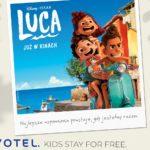 Novotel świętuje premierę filmu Luca wytwórni Disney i Pixar