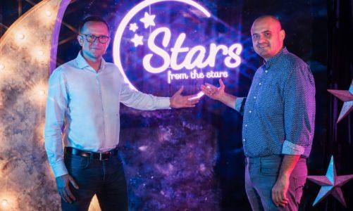 Stars.Space rozpoczyna wspólny projekt z Tik-Tokiem i Rossmanem